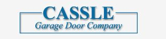 Logo, CASSLE Garage Door Company, Garage Doors in Modesto, California